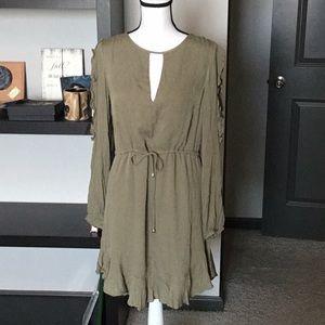 NWT!! Sage Long Sleeve Dress